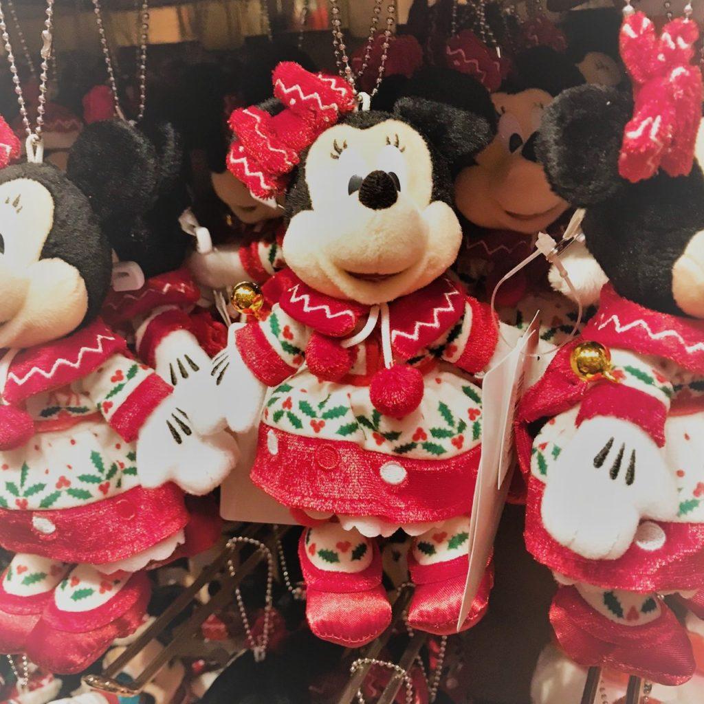 ディズニークリスマス2018 tdlで販売されているグッズ、お土産を紹介